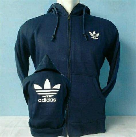 Jaket Sweater Hoodie Zipper Adidas Keren Warung Kaos 1 jual hoodie zipper adidas biru navy di lapak thebstore thebstore