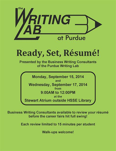 purdue owl resume workshop resume ideas