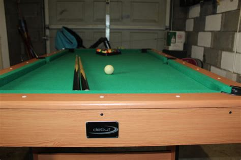 6ft pool tables for sale 6ft debut pool table for sale in thurles tipperary from
