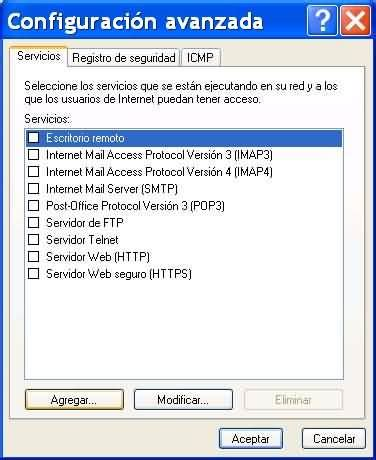 xp tutorial html tutorial del firewall de windows xp
