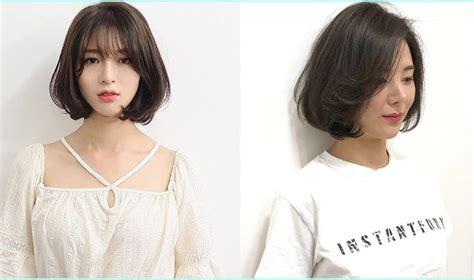 model rambut wanita korea  update gayamu