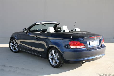 Bmw 1er Cabrio Preis by Bmw 1 Series Convertible Review Road Test Photos