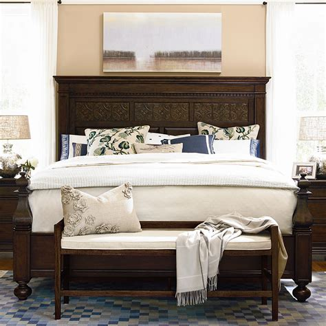 paula deen bed paula deen home queen panel bed reviews wayfair