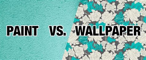 Wallpaper Vs Paint | wallpaper vs paint home design