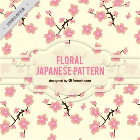 japanese pattern ai download floral japanese pattern vector free download