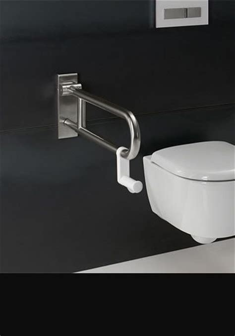 Toilet Grab Bars & Shower Grab Rails by Livinghouse