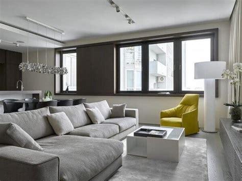 sofas modernas salas modernas veja 40 ideias de ambientes inspiradores
