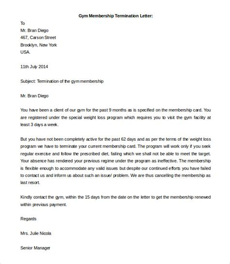 free termination letter template 14 free word documents free premium templates