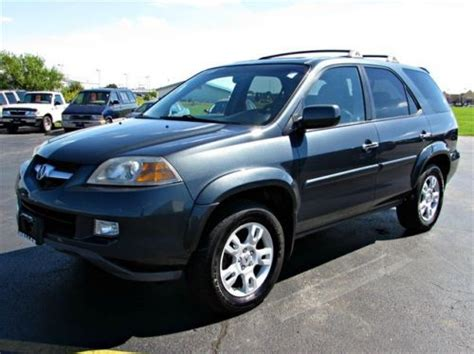 acura mdx 2005 price purchase used 2005 acura mdx 3 5l w touring res navigation
