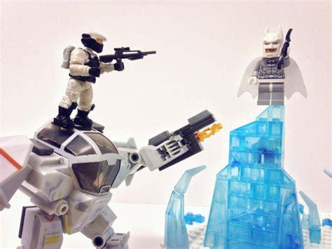 Lego Bertoyindo Mega Bloks Batman halo mega bloks unsc arctic cyclops review 97107 halo