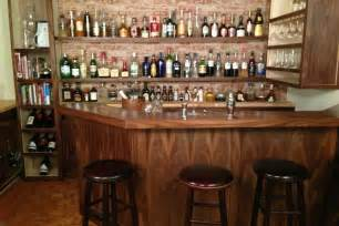 Best Home Bars Home Bar Built By A Professional Bartender Takes Diying To
