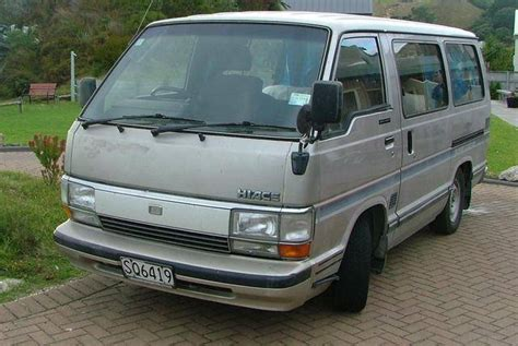 Toyota Cars For Sale Nz Toyota Hiace Cervan For Sale Vehicles From Ponsonby