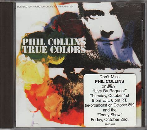 phil collins true colors phil collins true colors cd at discogs