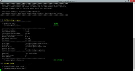 scan linux three tools to scan a linux server for malware and rootkits