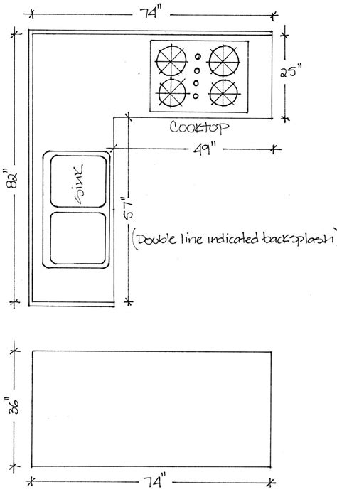 kitchen cabinet dimensions drawings quotes kitchen