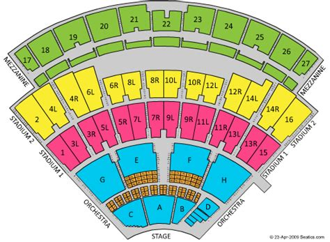 nikon theatre seating chart nikon theater seating chart image search results