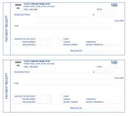 free template for receipt of payment 18 payment receipt templates free sle exle