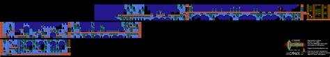 Game Maker castlevania level 3 nintendo nes background only map
