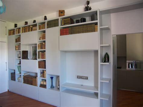 librerie progetto progetto mobile libreria a idee falegnami