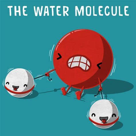 Tshirt Pablo Ione the water molecule t shirt the shirt list