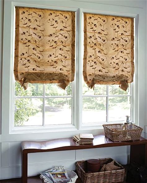 Fabric Window Coverings Decorative Window Shades