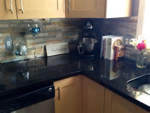 natural stone backsplash kitchen dining room pinterest how to design a kitchen backsplash