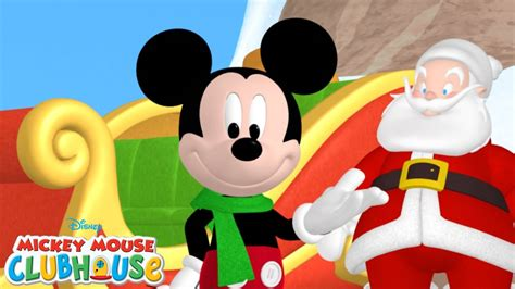 mickey mouse clubhouse mickey saves santa episode mickey mouse clubhouse