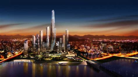 Modern Square Home Design News by Seoul Masterplan Competition Daniel Libeskind Korea E
