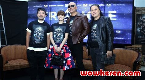 membuat film action pendek dari film triangle the dark side deddy corbuzier
