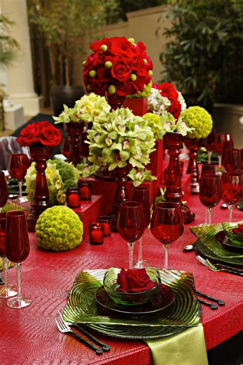 tablescape ideas more christmas tablescape ideas 40 pics