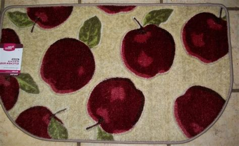 Apple Kitchen Rug Sets Apple Kitchen Rugs Rugs Design