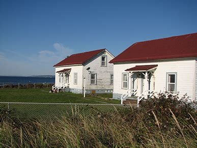 West Point Cabins by Washington Lighthouses Photo Gallery