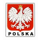 Polish Art Center  Coat Of Arms Magnet