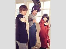 "Kento x Ryusei Yokohama x Fumi, J LA movie ""Ookami shoujo ... L Dk Live Action Movie"