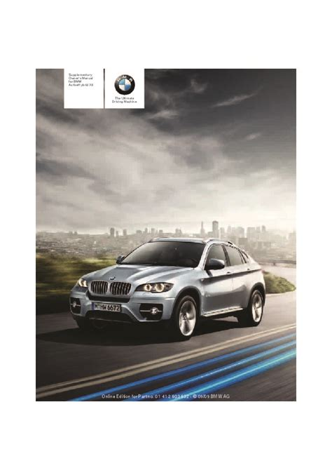 service manuals schematics 2010 bmw x6 m parental controls 2010 bmw x6 active hybrid owners manual