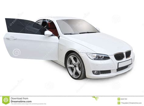 Car With Door In Front Bmw 335i Right Door Open Stock Image Image Of Front Cars 8491781