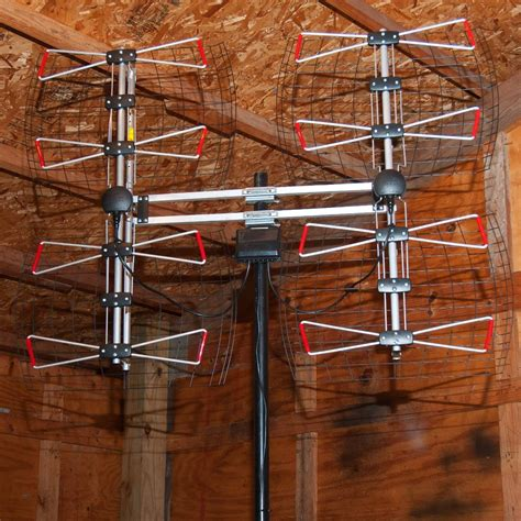 choosing an the air tv antenna for free hd channels