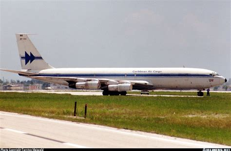 boeing 707 351c cac caribbean air cargo aviation photo 0203045 airliners net