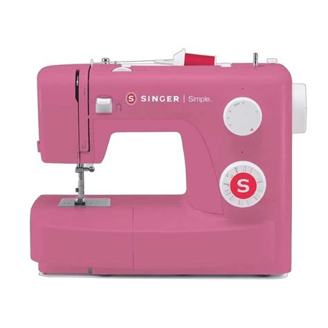 Sewing Simple Curtains Singer Simple 3223 Retro Sewing Machine