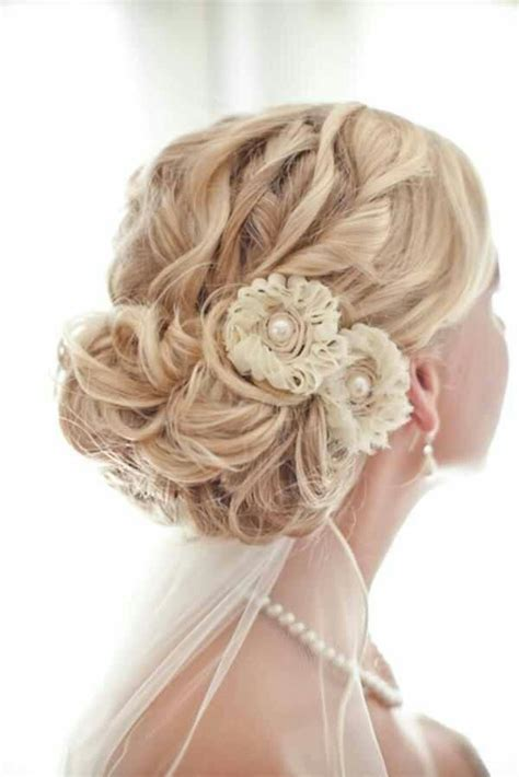 wedding updo i the curls and flowers wedding beautiful updo and