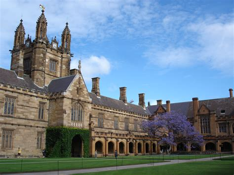 best universities in sydney the 10 most beautiful universities in australia times