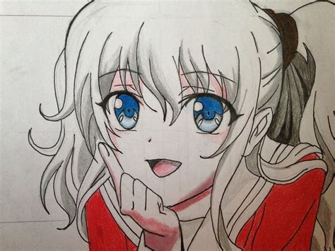 cool anime characters to draw how to draw tomori nao from anime step by step
