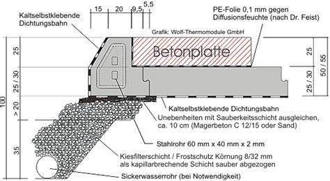 Estrich Isolierung Preis by 165mm D 228 Mmung Unter Estrich Insgesamt 500mm Bodenaufbau
