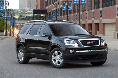 gmc acadia prices 2010 gmc acadia reviews specs and prices cars
