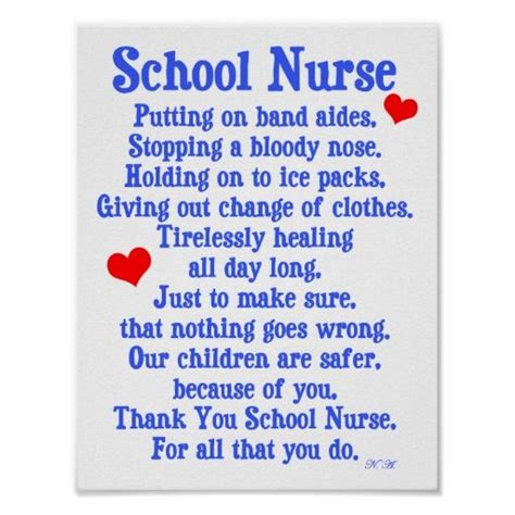 Nurse Poster   Funny, Christmas poems and Nurses