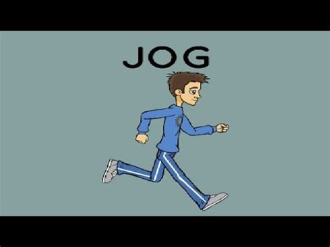 how to a to jog with you jog