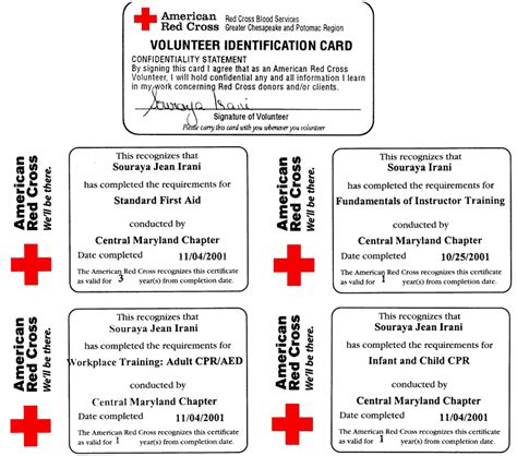 American Cross Card Template by In Lpn Program Speedyposts51