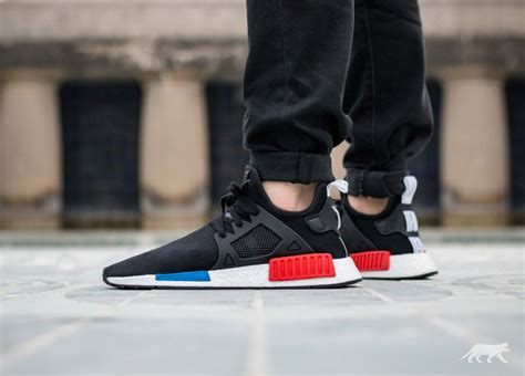 Adidas Nmd Xr1 Runner Pk Burg on foot look at the adidas nmd xr1 quot og quot sneakernews