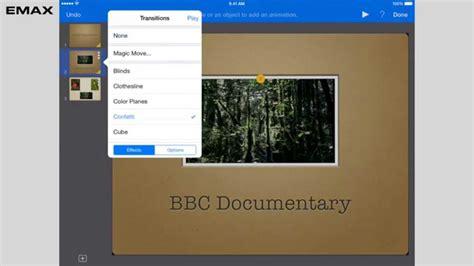 youtube tutorial keynote emax tutorial keynote membuat animasi dan transisi