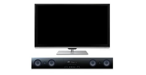 sound bar on top or below tv sound bar on top of tv what is a soundbar ebuyer blog